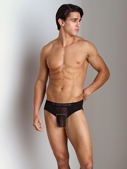 Go Softwear B-Erotic Cheek Brief Midnight Black