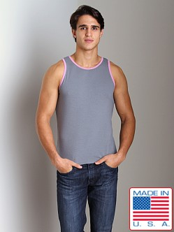 Go Softwear California Style Tank Top Grey/Lilac