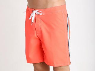 "Sundek 17"" Classic Boardshort Fluo Orange #6"