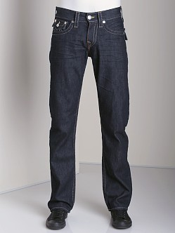 True Religion Ricky Straight Jeans Inglorious
