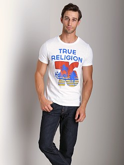 True Religion Hawaii 76 T-Shirt White