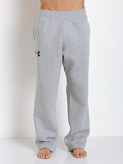 Under Armour Rival Cotton Sweat Pants Grey Heather