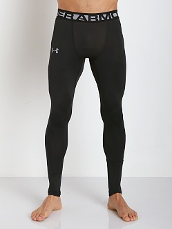 Under Armour Evo ColdGear Compression Leggings Black