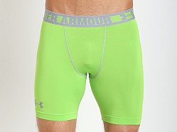 Under Armour HeatGear Sonic Compression Short Gecko