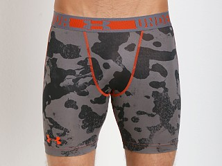 Under Armour HeatGear Sonic Compression Short Graphite Print