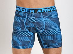 Under Armour Limited Edition BoxerJock Electric Blue Print
