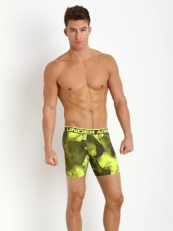 Under Armour Limited Edition BoxerJock High-Vis Yellow Print