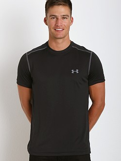 Under Armour Armourvent Shortsleeve Tee Black