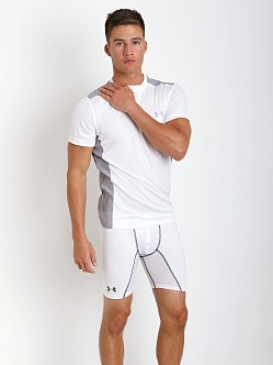 Under Armour Armourvent Shortsleeve Tee White