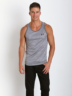 Under Armour Tech Tanktop Steel