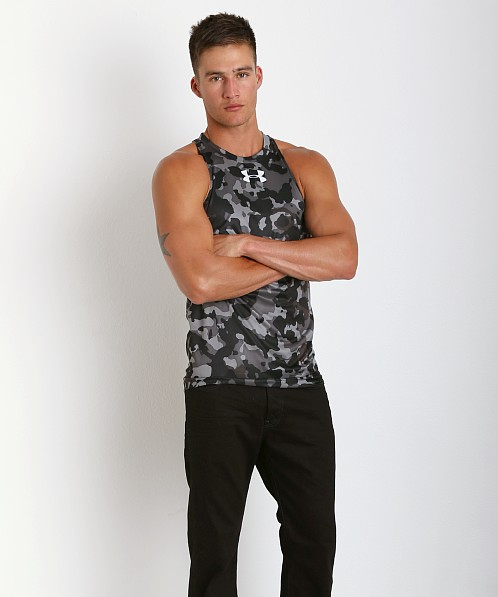 Under Armour Renegade Camo Tanktop Black
