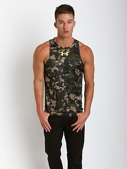 Under Armour Renegade Camo Tanktop Rifle Green