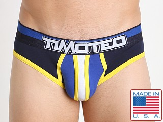 Timoteo Magnitude Brief Navy/White