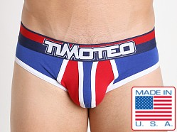 Timoteo Magnitude Brief Blue/Red
