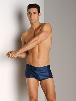 Speedo Solid Nylon Training Suit Navy