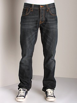 Nudie Jeans Sharp Bengt Org Used Eco Wash