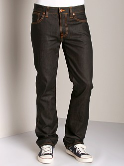 Nudie Jeans Slim Jim Org Dry Dark