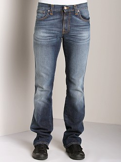Nudie Jeans Slim Jim Blue Shades
