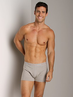 Nudie Jeans Organic Cotton Boxer Grey