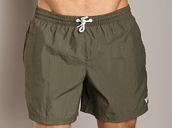 Emporio Armani Techno Swim Shorts Musk