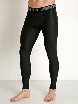 Under Armour Heatgear Compression Leggings Black/Graphite