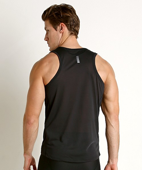 Under Armour Streaker 2.0 Running Tank Top Black/Reflective