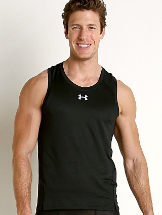 Under Armour Qualifier Tank Top Black/Reflective