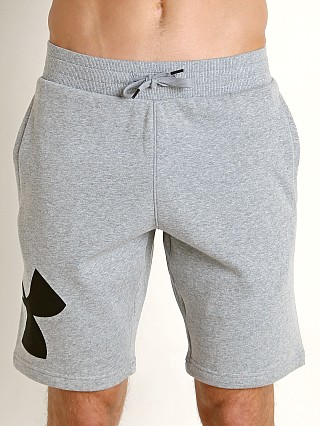 Complete the look: Under Armour Rival Fleece Logo Sweatshort Steel Light Heather/Bl