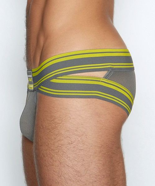C-IN2 Scrimmage Hustle Brief Falcon Grey