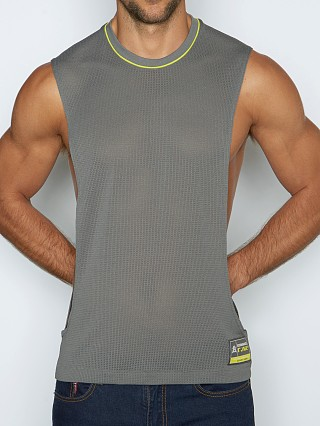 C-IN2 Scrimmage Lift Tank Top Falcon Grey