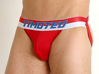 You may also like: Timoteo Malibu Jockstrap Red