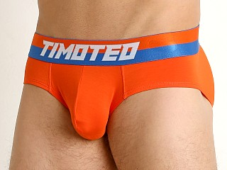 Timoteo Malibu Brief Orange