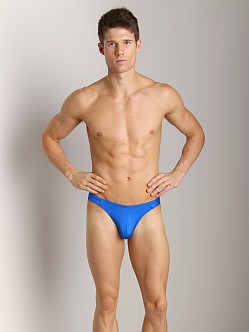 California Muscle C/Ring Swim Thong Cobalt