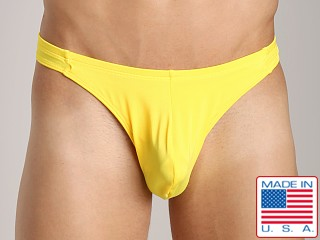 California Muscle C/Ring Swim Thong Pineapple