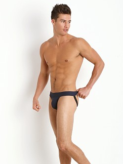 Tulio Slinky Power Pouch 3-Way Jock Thong Navy