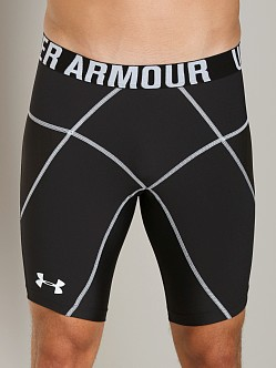 Under Armour Heatgear Core Short Lite Black/Black