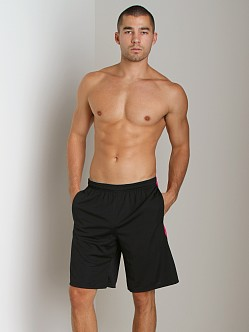 Under Armour Multiplier Short Black/Tropic Pink