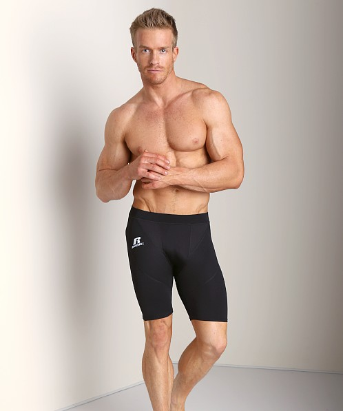 Russell Athletic Performance Compression Short Black