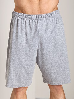 Russell Athletic 100% Cotton Gym Short Oxford