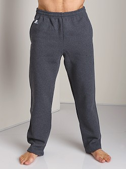 Russell Athletic Dri-Power Cotton Blend Fleece Sweat Pant Black