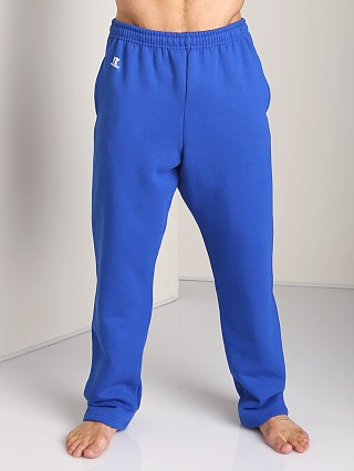 Complete the look: Russell Athletic Dri-Power Cotton Blend Fleece Sweat Pant Royal