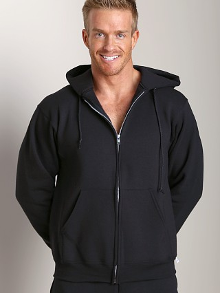 Complete the look: Russell Athletic Dri-Power Cotton Blend Full Zip Hoodie Black