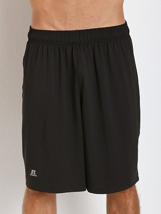 Russell Athletic Dri-Power Stretch Piston Pocket Short Black