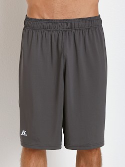 Russell Athletic Dri-Power Stretch Piston Pocket Short Stealth