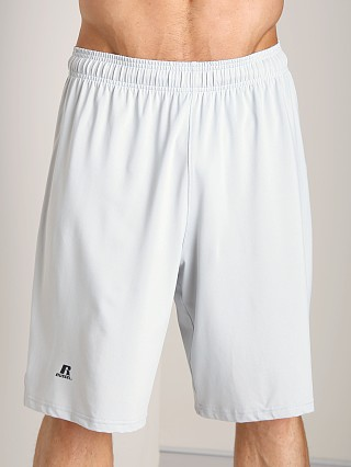 Russell Athletic Dri-Power Stretch Piston Pocket Short Silver