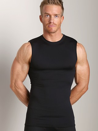 Russell Athletic Performance Compression Muscle Shirt Black