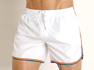 You may also like: 2xist Pride Jogger Ibiza Swim Shorts White