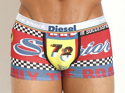 Diesel Collectible Racing Series Damien Trunk Red