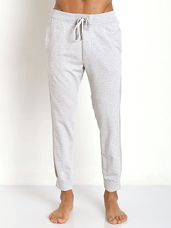 Diesel 100% Cotton Massi Lounge Pants Heather Grey