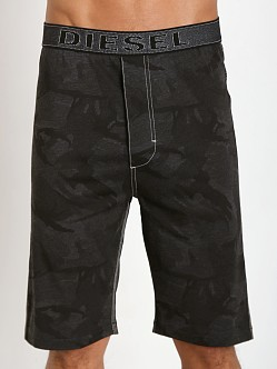 Diesel Martiny Camo Shorts Black